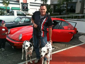 Marc With The Dalmations